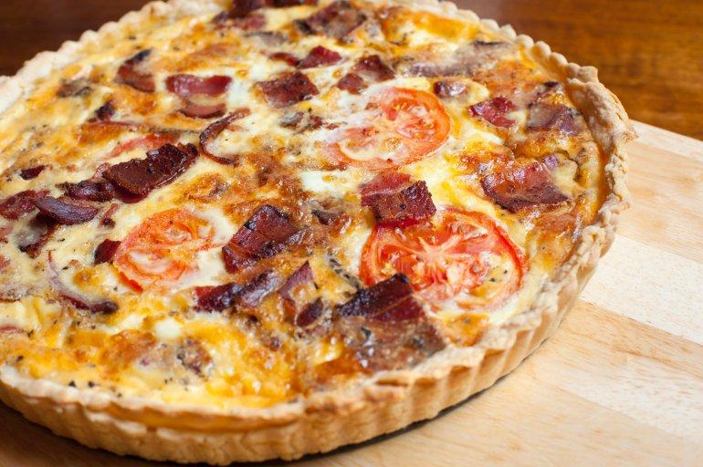 Pizza capricosa
